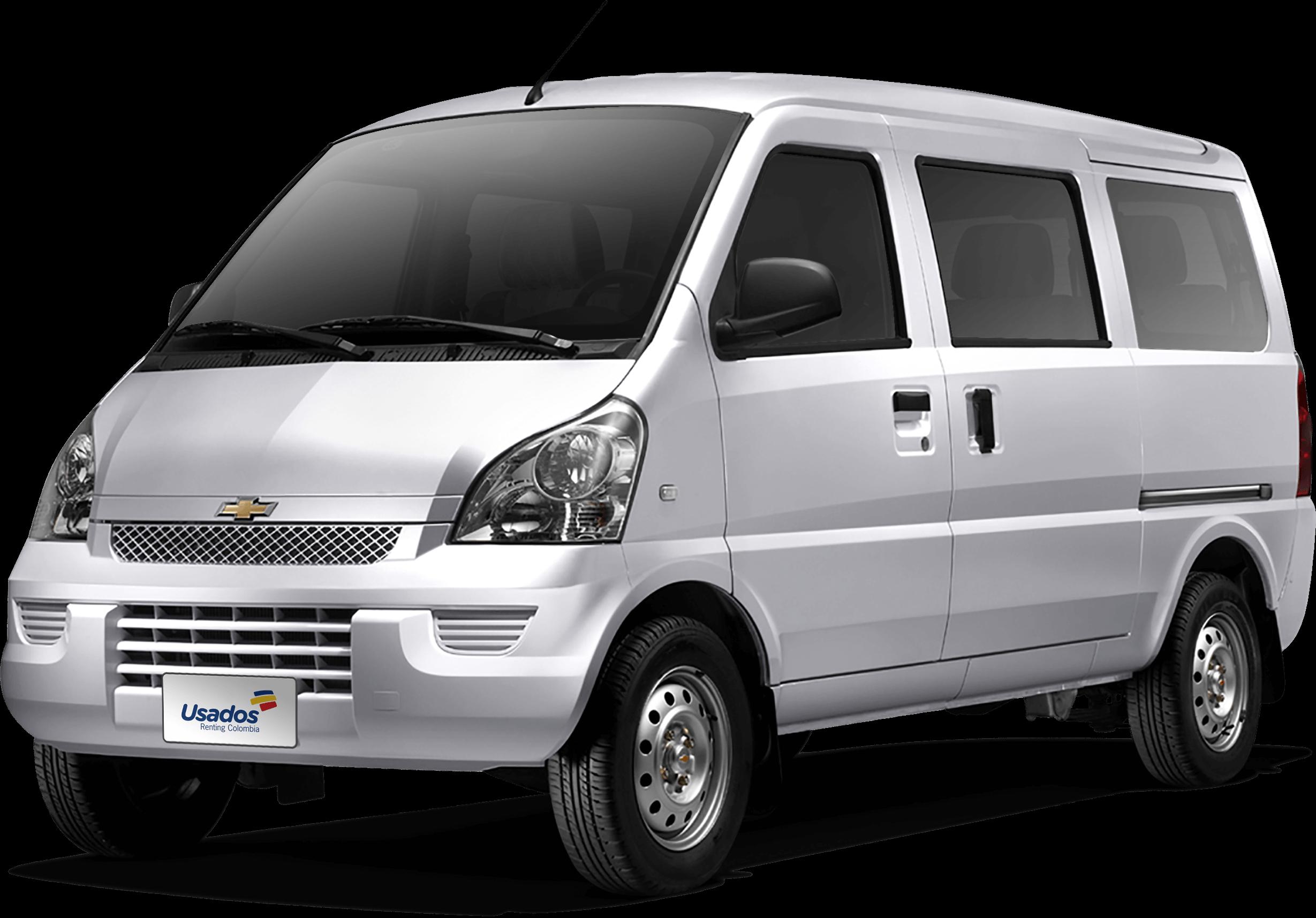 presente Brillante Mutilar  7 opciones de camioneta van para el transporte de carga y pasajeros