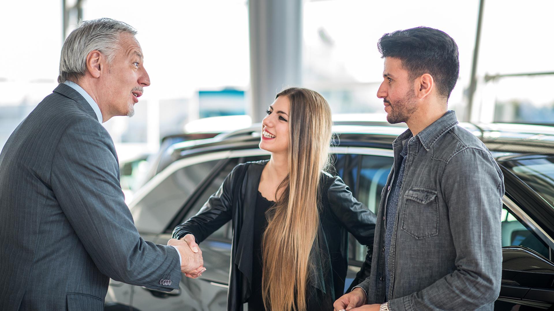 ¿Quieres tener auto en poco tiempo?