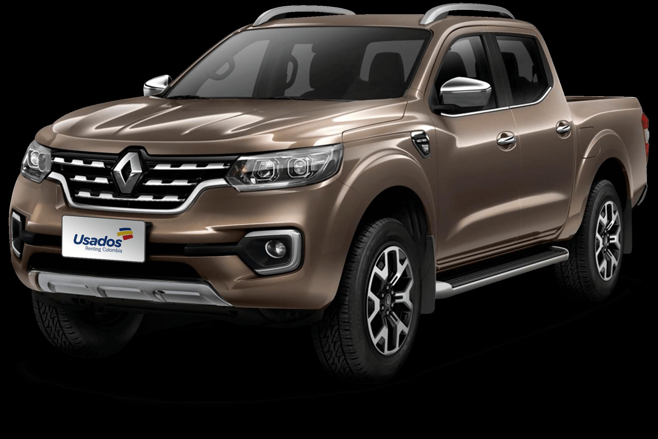 Renault Alaskan: descubre sus características y su gran desempeño